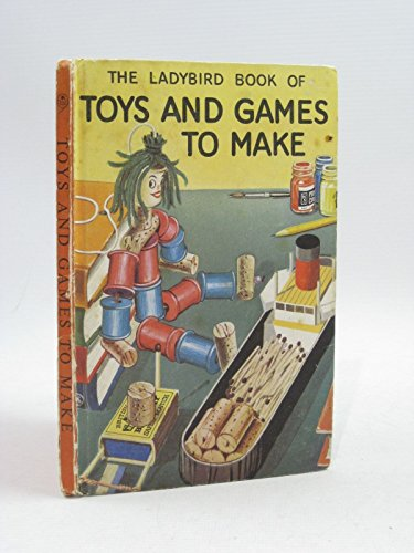 9780721401263: Toys and Games to Make