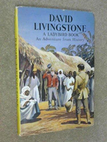 9780721401683: David Livingstone (Great Explorers)
