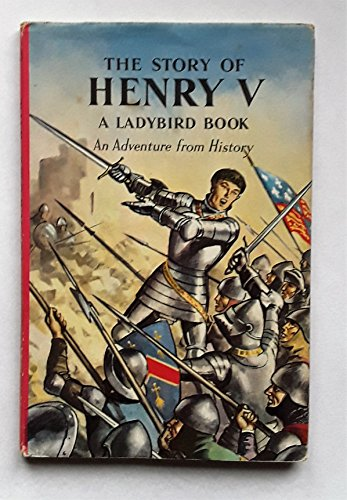 Henry V (Great Rulers): Ladybird Books