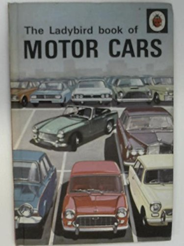 9780721401850: Motor cars (Ladybird recognition books,2)
