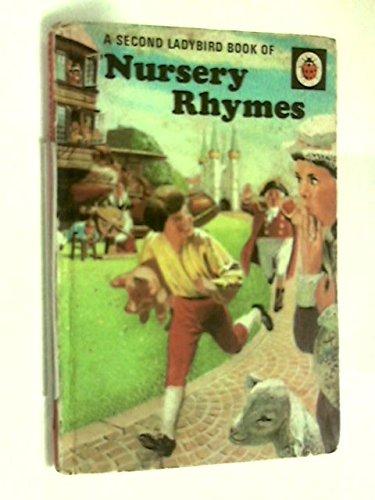 9780721401928: A Second Book of Nursery Rhymes (Nursery Rhymes and Stories)
