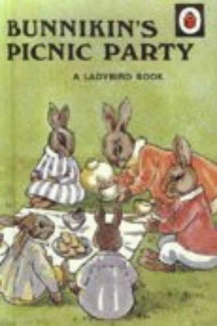 Bunnikin's Picnic Party (Rhyming Stories): A.J. Macgregor, W.