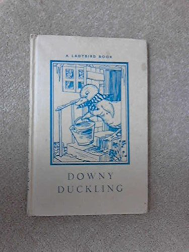 Downy Duckling (Ladybird Book Series 401): A.J. MacGregor (Story and Illustrations); W. Perring (...
