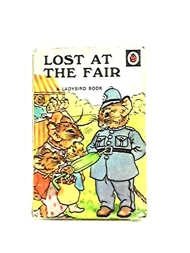 Lost at the Fair (Rhyming Stories): A.J. Macgregor, W.