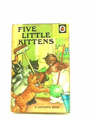 Five Little Kittens (Rhyming Stories): A.J. Macgregor, W.