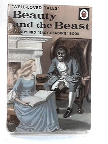9780721402192: Beauty and the Beast (Easy Reading Books)