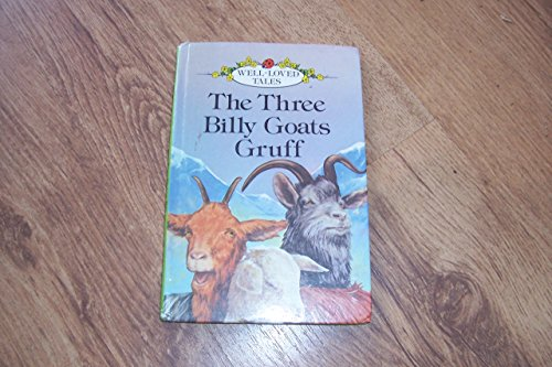 9780721402222: The Three Billy- Goats Gruff (A Ladybird Easy-Reading Book)
