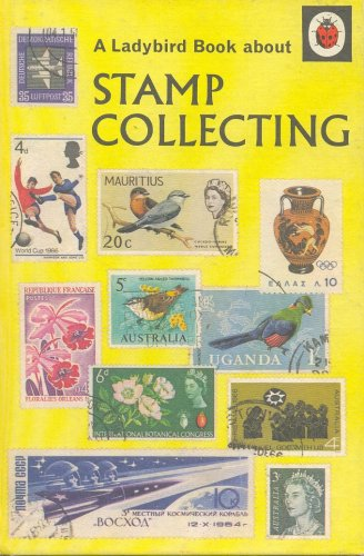 9780721402352: Stamp Collecting (A Ladybird book series 634)