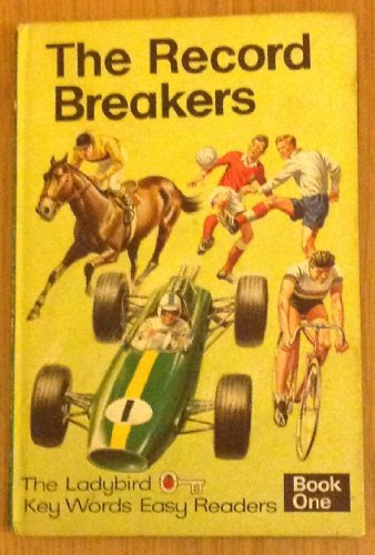 9780721402499: Ladybird Key Words Easy Readers: The Record Breakers Bk. 1