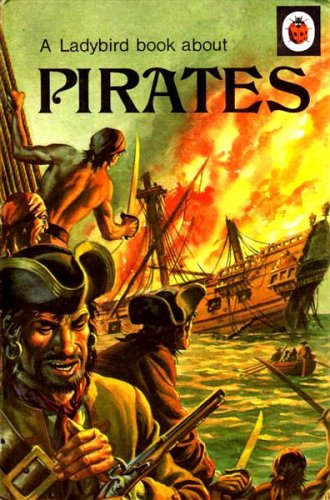 9780721402680: A Ladybird book about Pirates