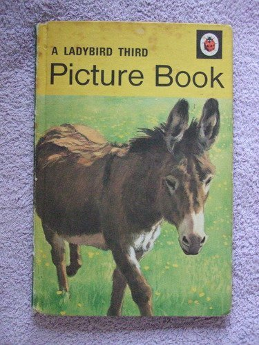 Ladybird Third Picture Book (Series 704): Ladybird Series