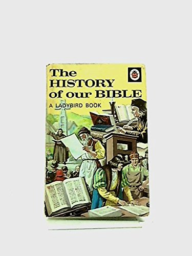 9780721402895: History of Our Bible
