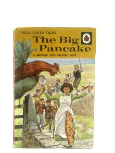 9780721403113: Big Pancake (Easy Reading Books)
