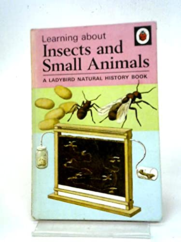 9780721403205: Insects and Small Animals (Natural History)