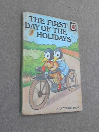 First Day of the Holidays (Rhyming Stories): A.J. Macgregor, W.