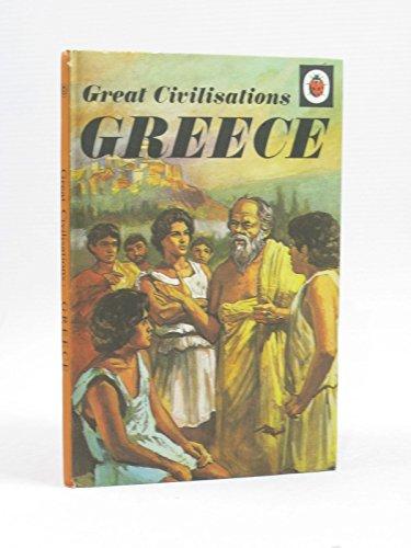 9780721403465: Greece (Great Civilisations, Ladybird Series, 561)