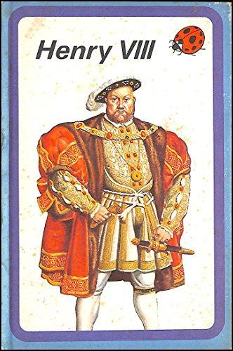 Henry VIII (Great Rulers): Ladybird Books