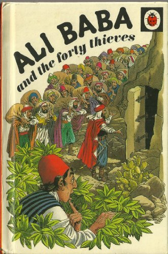 Ali Baba (Myths Fables and Legends): Ladybird Series