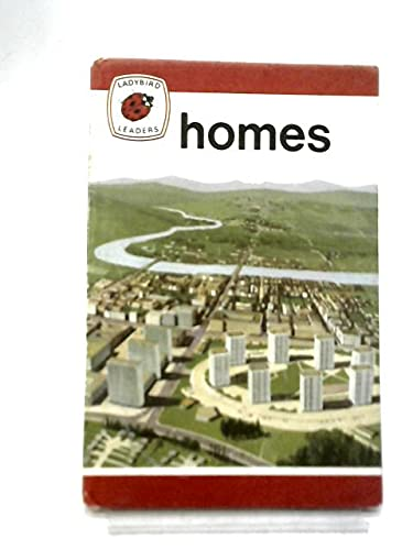 Stock image for Homes (Ladybird Leaders) for sale by Your Online Bookstore