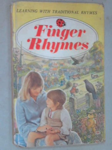 Finger Rhymes (Traditional Rhymes): Ladybird Series