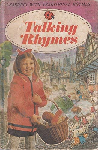 Talking Rhymes (Traditional Rhymes) (9780721404387) by Ladybird Series
