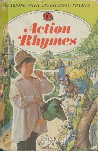Action Rhymes (Traditional Rhymes): Ladybird Series