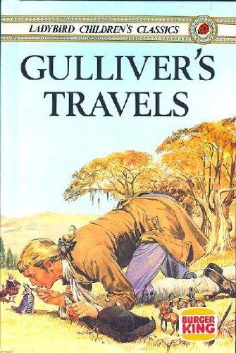 9780721404530: Gullivers Travels (Ladybird Children's Classics)