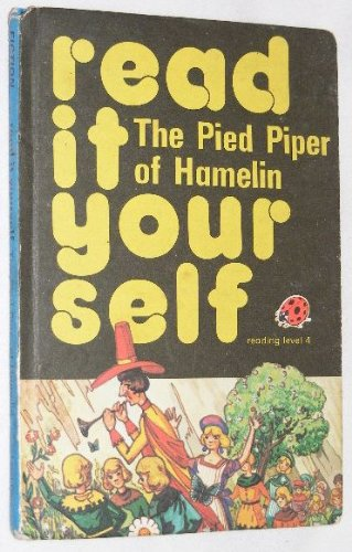 9780721405285: Pied Piper (Read it Yourself - Level 5)