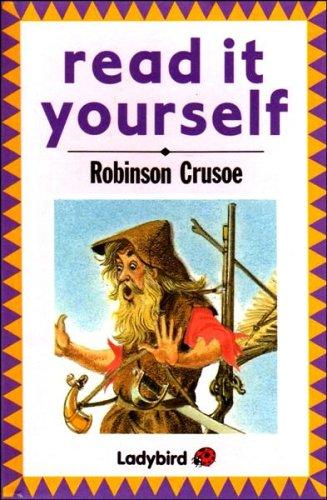 9780721405315: Robinson Crusoe (Ladybird Read It Yourself - Level 5)