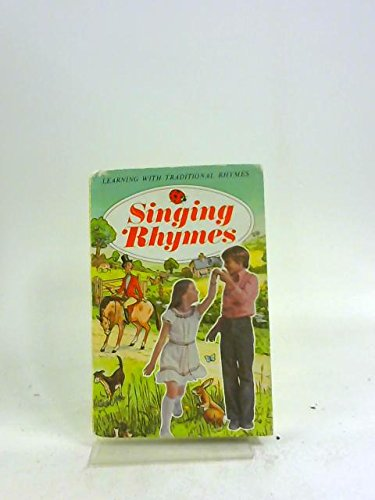 Singing Rhymes (Traditional Rhymes) (9780721405377) by Ladybird Series