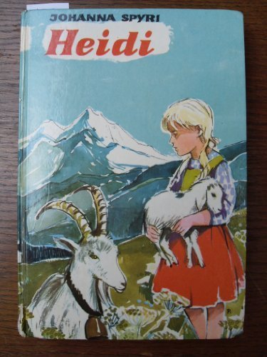 Heidi (Read it Yourself - Level 4): Johanna Spyri