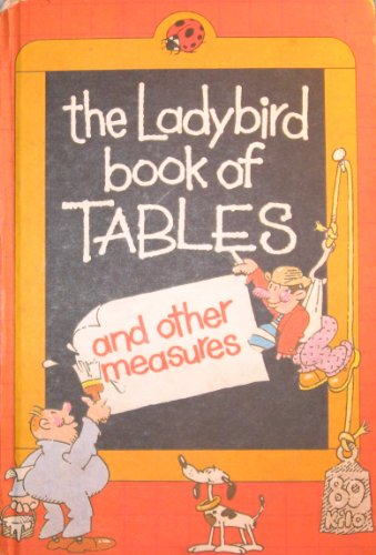 Tables And Other Facts And Figures (Reference Library) (9780721406633) by Ladybird