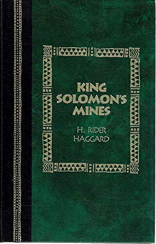 King Solomon's Mines (A Ladybird Book Ladybird: Cameron, Joan; Illustrated