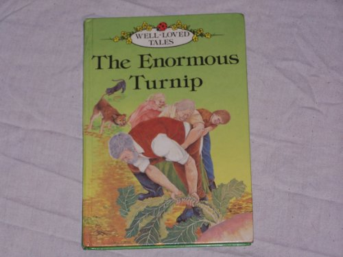 9780721407319: The Enormous Turnip (Well-loved Tales S.)