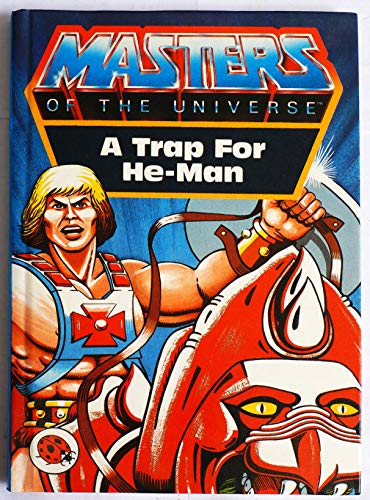 9780721408101: Trap for the He-man (Masters of the Universe)