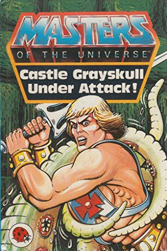 9780721408118: Castle Grayskull Under Attack (Masters of the Universe)