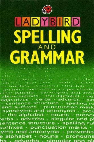 9780721408149: Spelling and Grammar Book (Reference library)