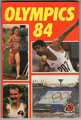 Olympics 84 (Special Publications): Tancred, Bill