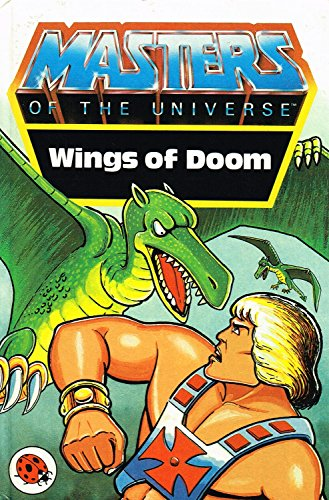 9780721408606: Wings of Doom (Masters of the Universe)