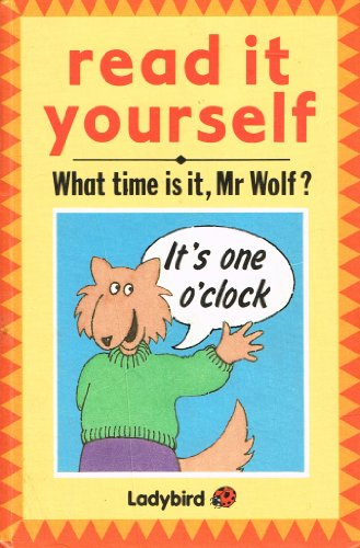 9780721408712: What Time Is It Mr Wolf (Read It Yourself)