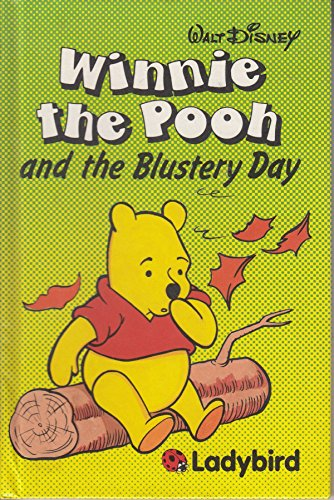 Winnie the Pooh and the Blustery Day (Easy Readers): Ladybird Books Ltd