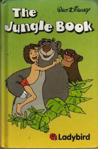 Jungle Book - Disney - Ladybird: Rudyard Kipling