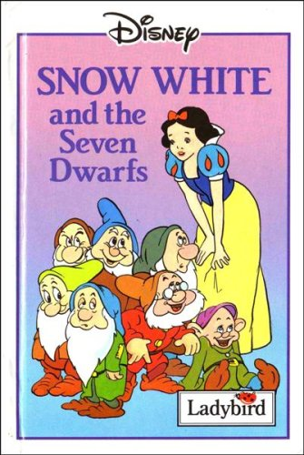 """Easy Readers: """"Snow White and Seven Dwarfs"""": n/a"""