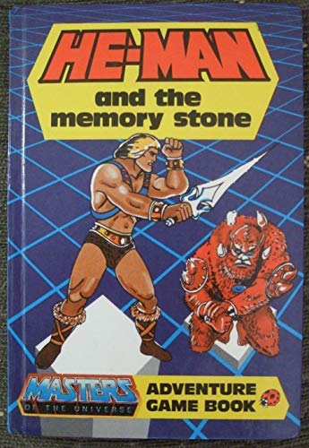 9780721408972: He-man and the Memory Stone (Adventure Game Book)