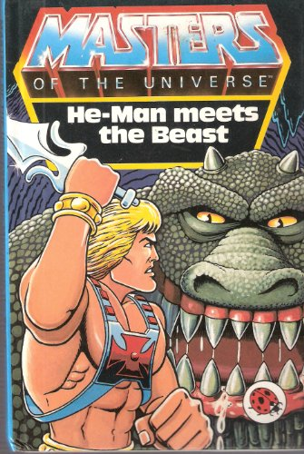 9780721409061: He-man Meets the Beast (Masters of the Universe)