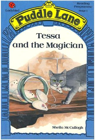 Tessa and the Magician (Puddle Lane Reading Program/Stage 1) (9780721409108) by McCullagh, Sheila