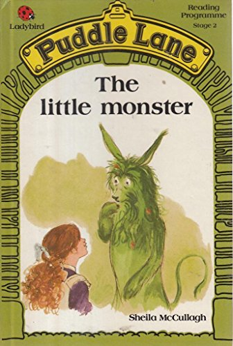 9780721409269: The Little Monster (Puddle Lane Reading Program/Stage 2, Book 3)