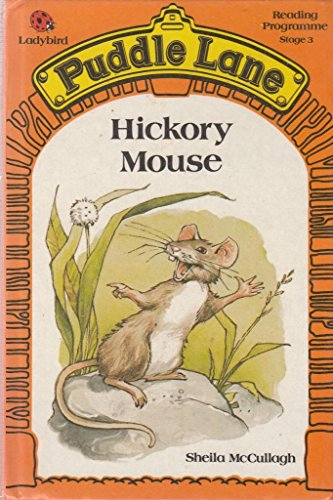 Puddle Lane Hickory Mouse