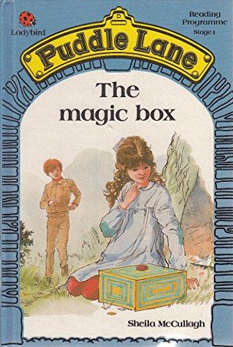 9780721409412: The Magic Box (Puddle Lane Reading Program/Stage 1, Book 3)