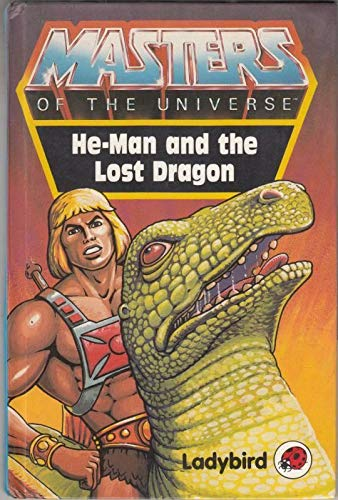 9780721409832: He-man and the Lost Dragon (Masters of the Universe)